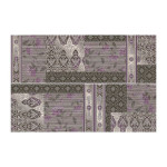 Decor Patchwork Grafito (set2)